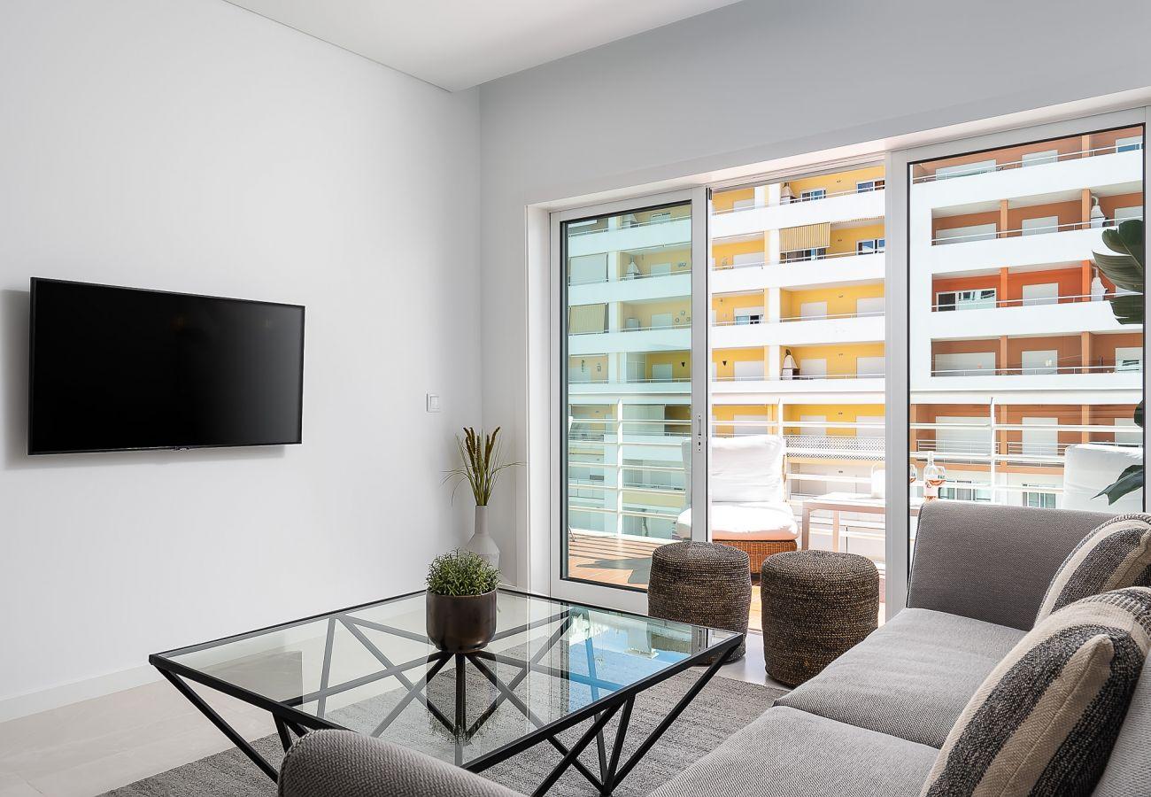 Apartamento em Portimão - White Ocean Home by Real Life Concierge (112499/AL
